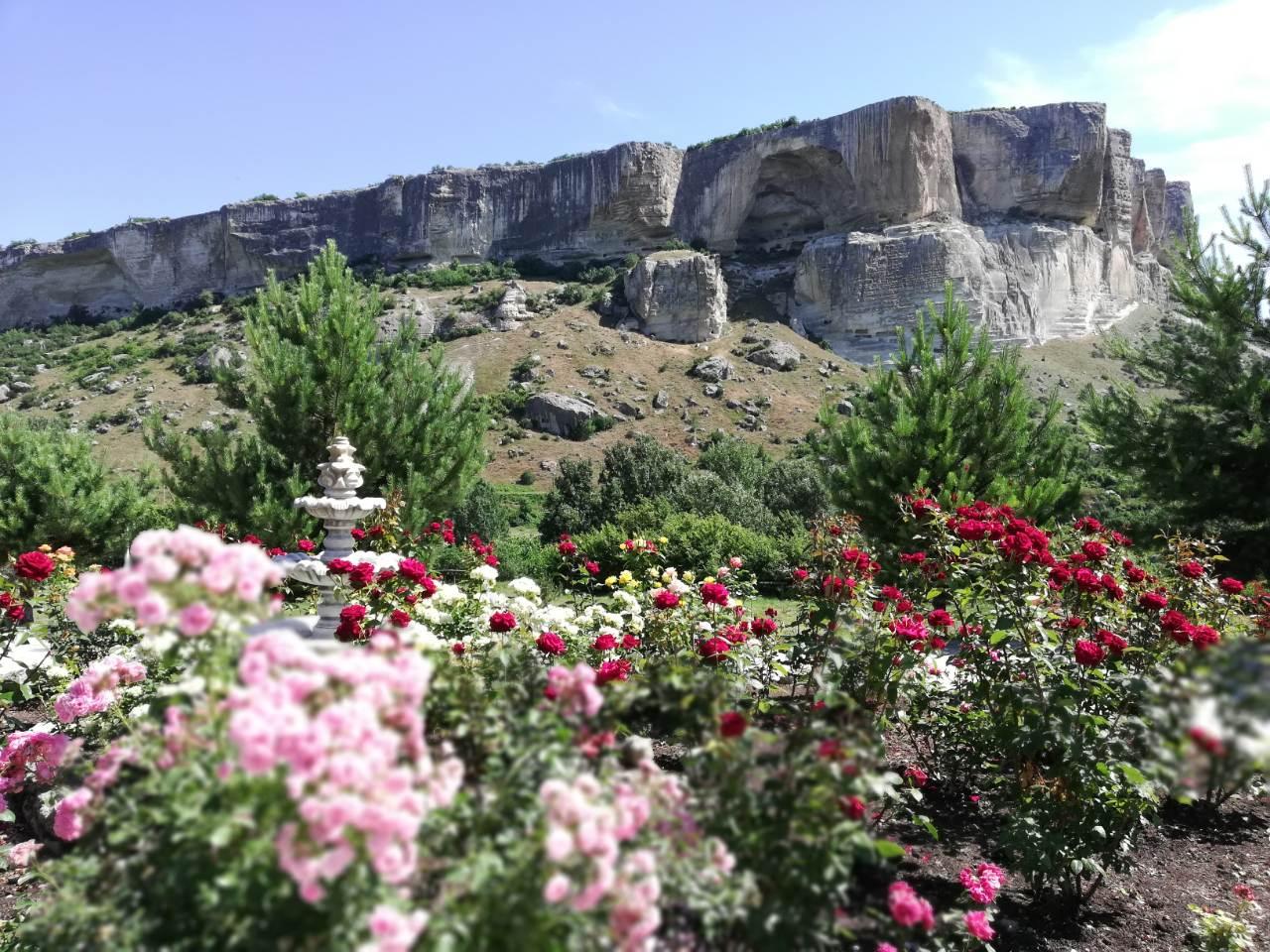 Пещерные города Бахчисарайского района фото