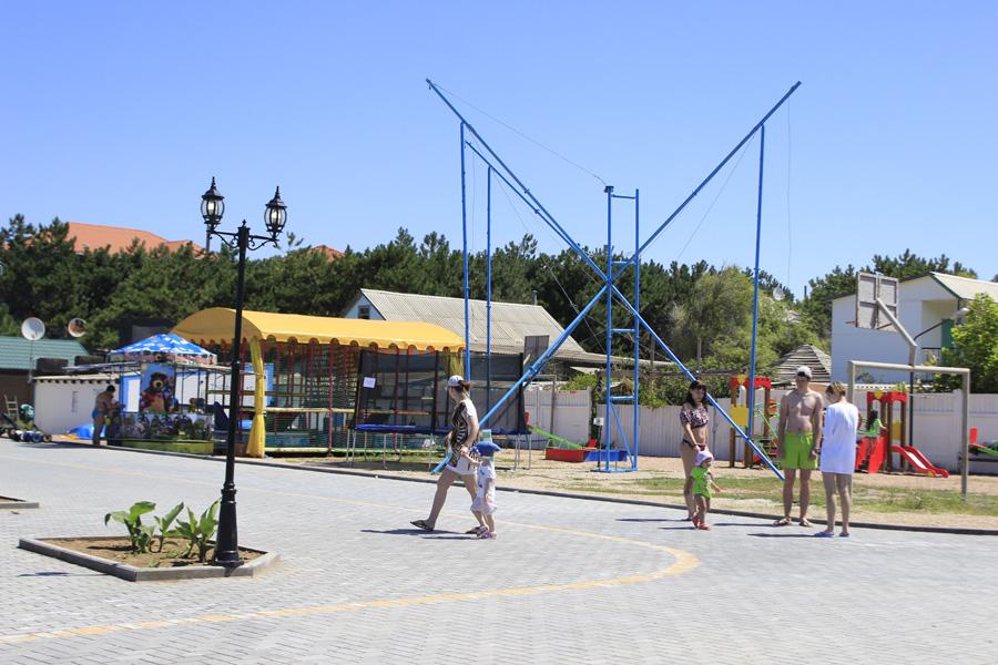 Семейный отдых в Песчаном